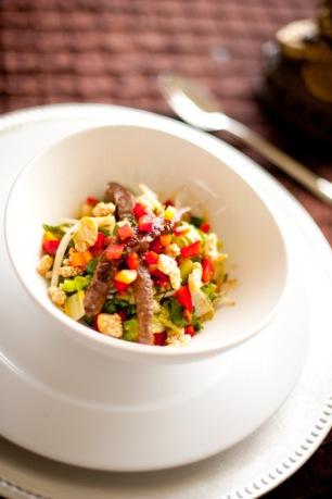 Sirloin Beef Salad